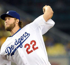 Dodgers Kershaw , no-hitter