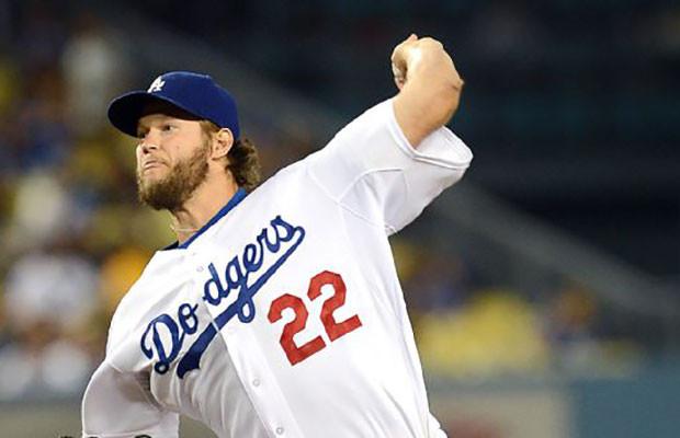 Dodgers Kershaw , no-hitter