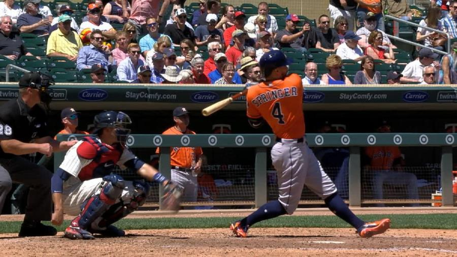 Astros make series finale one to forget for Jays