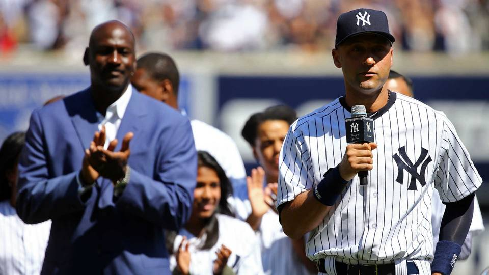 Michael Jordan And Derek Jeter Among Celebrites Hoping To Buy Miami Marlins