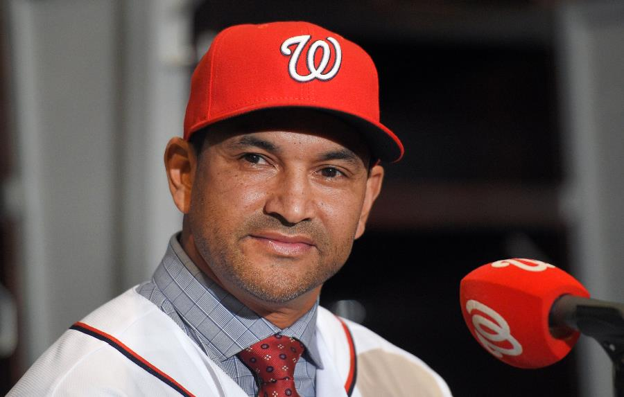 Dave Martinez on Joining Nationals