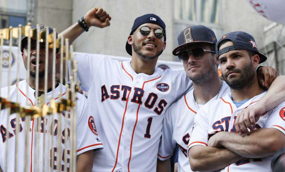 Houston Astros: Sports Illustrated doubles down on George Springer