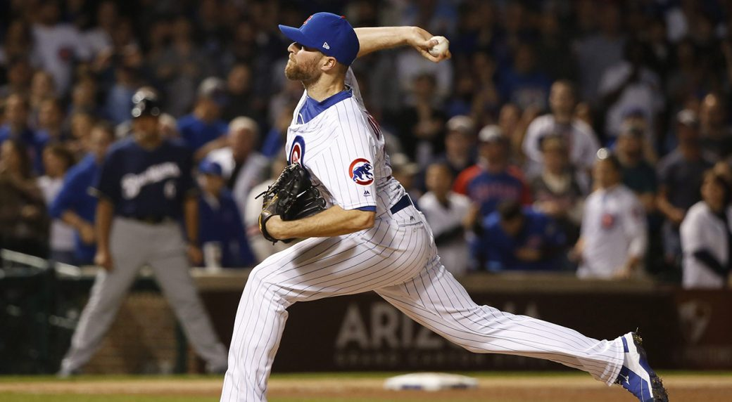 Wade Davis Signs With Colorado Rockies