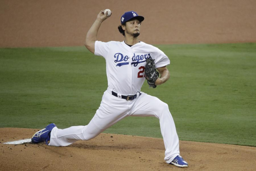 Brewers make offer to Darvish