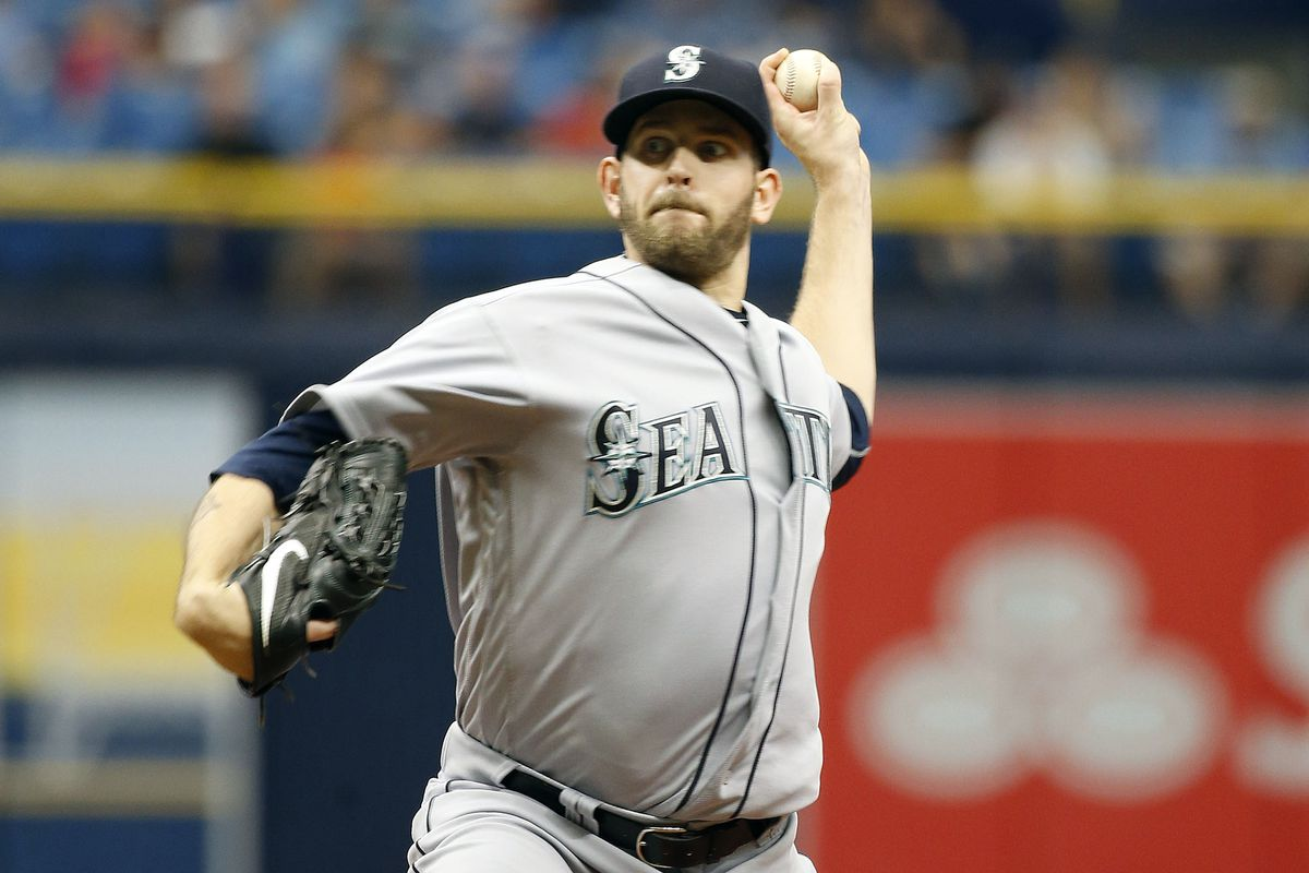 No-Canada! Mariners' James Paxton pitches no-hitter in Toronto